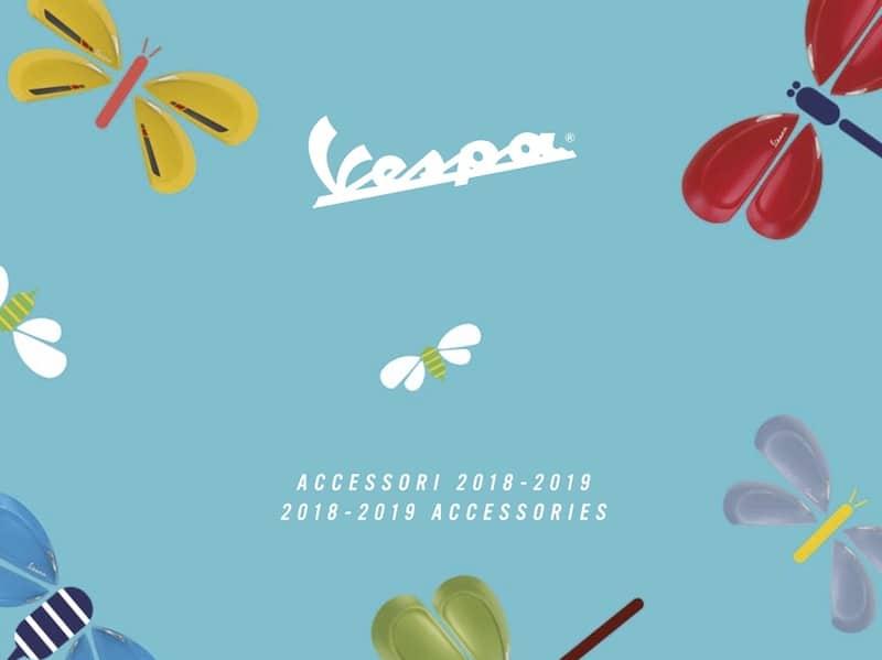 Voorpagina van de accesoire catalogus