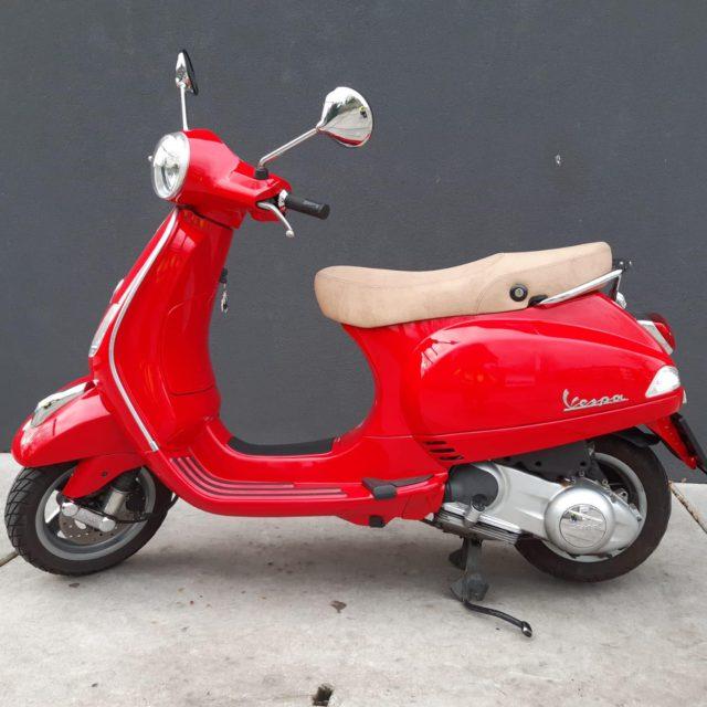 LX 125 rood LZ