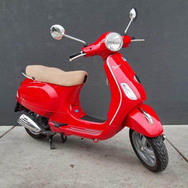 LX 125 rood RZ