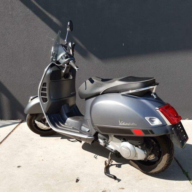 GTS 300 super sport mat grijs LZ